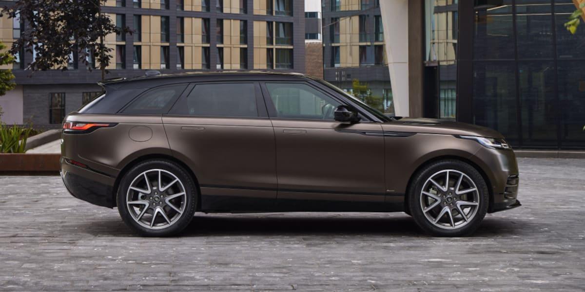 Range Rover Velar: Mehr Auswahl im neuen Modelljahr