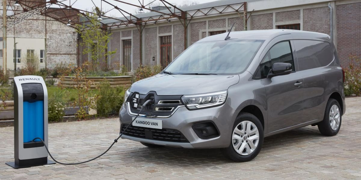 10 Jahre unter Strom: Neuer Renault Kangoo Rapid E-Tech ab 2022