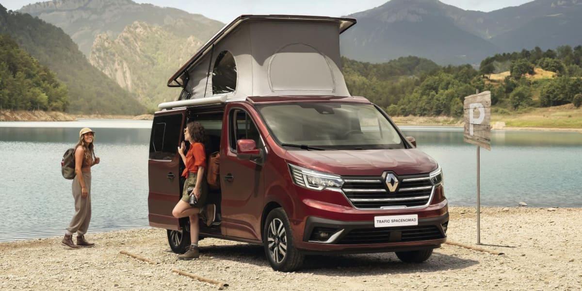 Renault Trafic SpaceNomad: Campervan mit Topausstattung