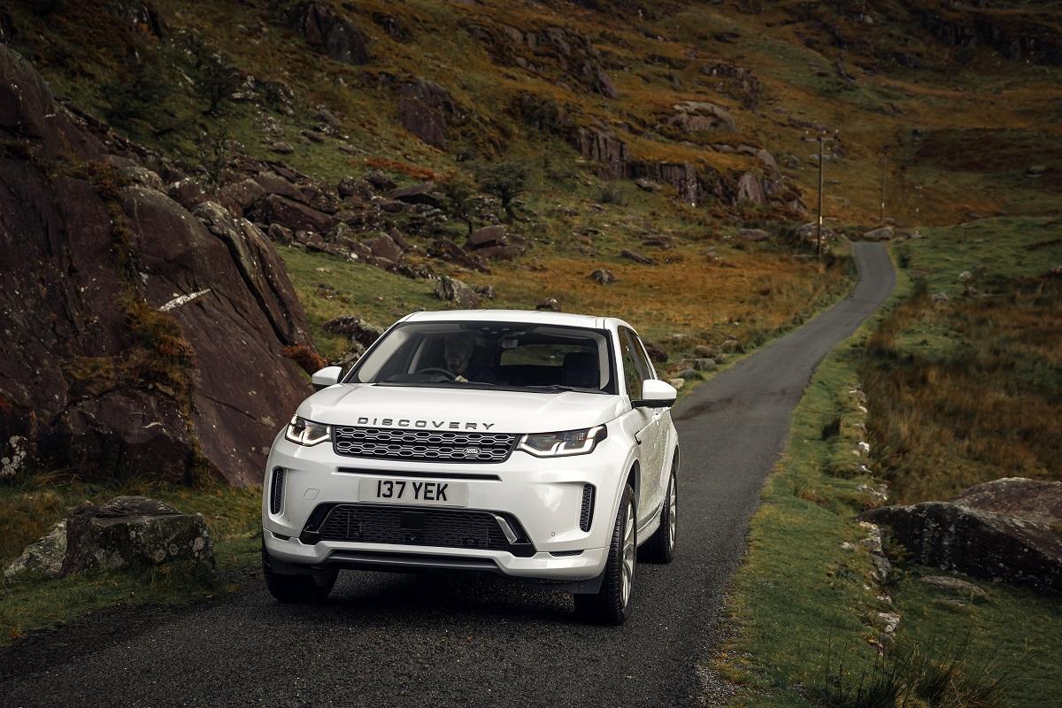 Land Rover Discovery Sport im Test (2021): Gelifteter kleiner Disco wieder ganz groß?