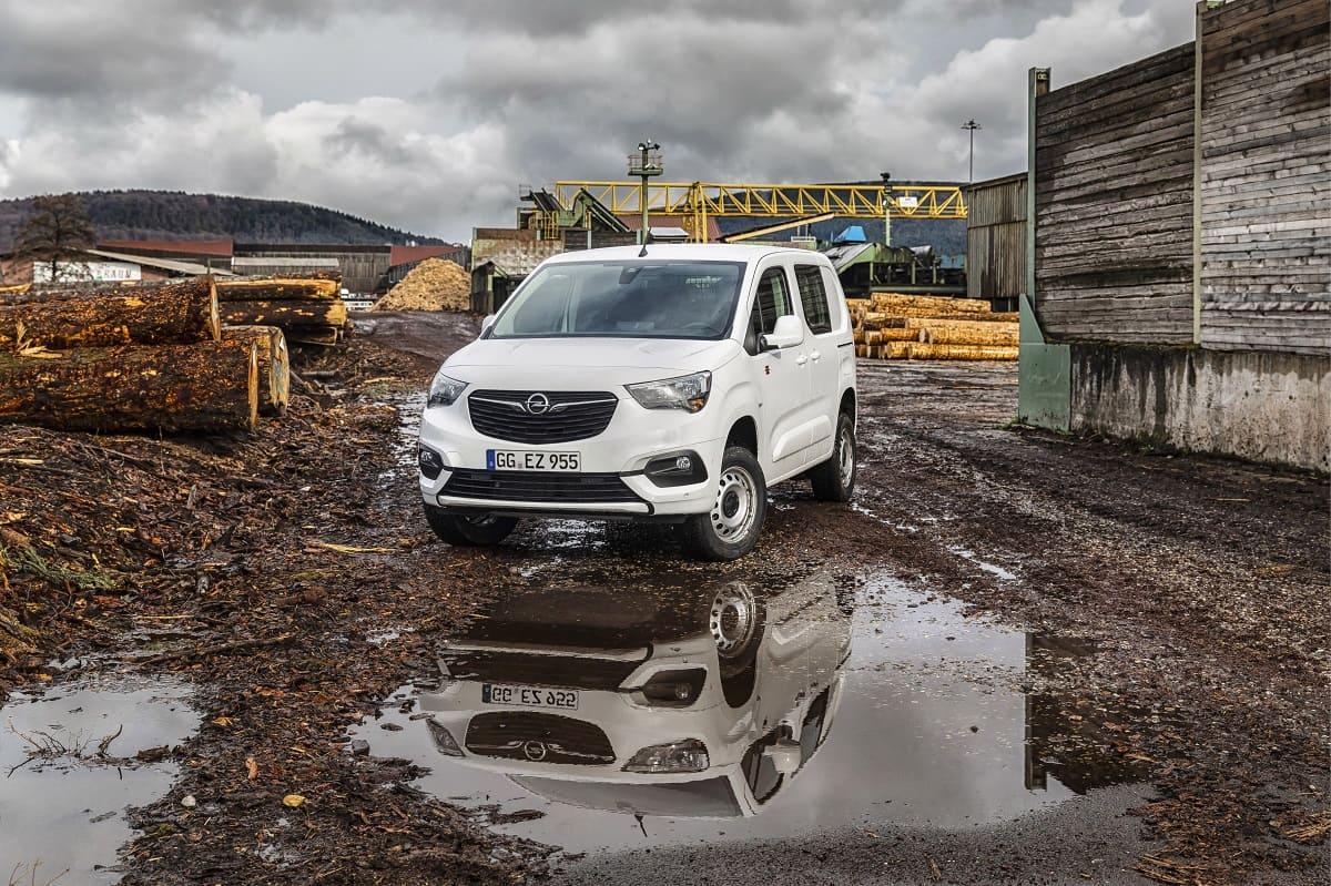 Opel Combo Cargo V im Test: Wie leistungsfähig ist Opels neuer kleiner Lieferwagen?