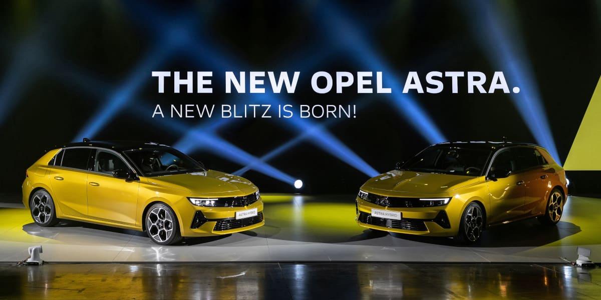 Opel Astra: Bereit für eine neue E-ra