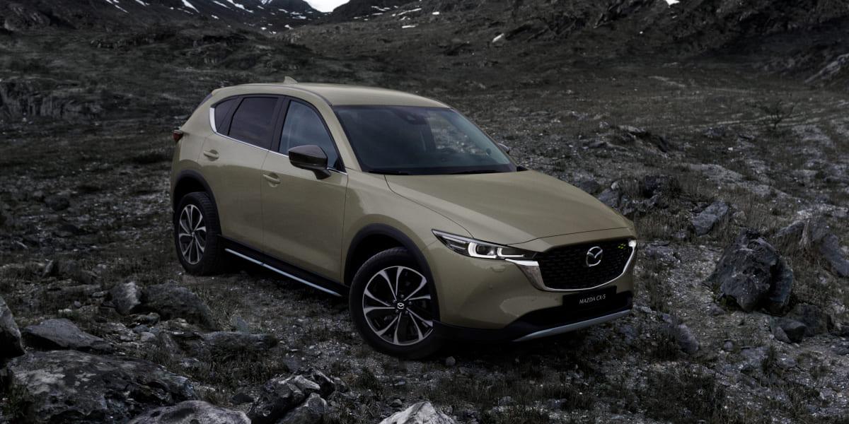 Mazda CX-5: Vielseitiger im neuen Jahr