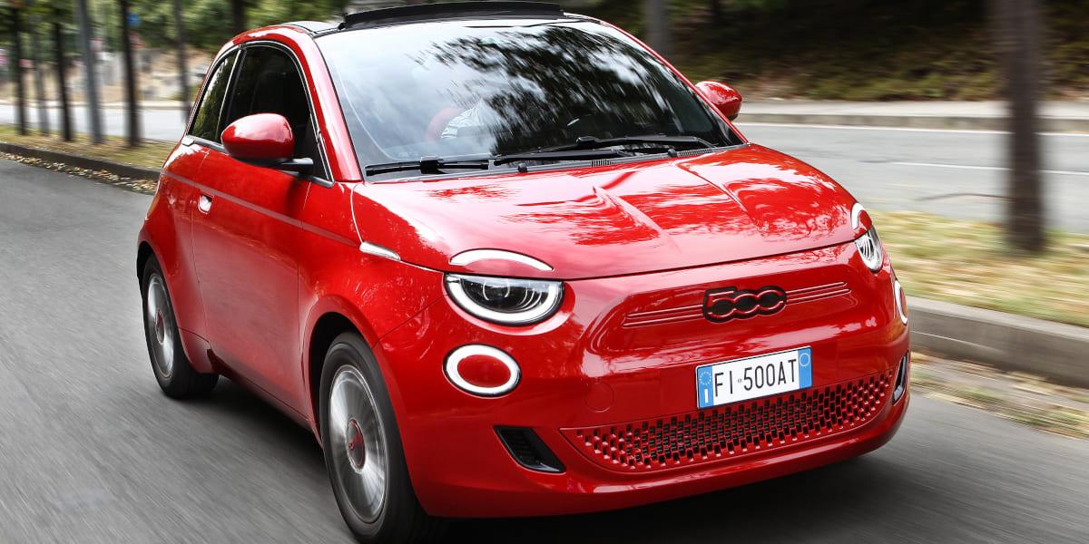 Fiat 500 RED: Sondermodell für den guten Zweck