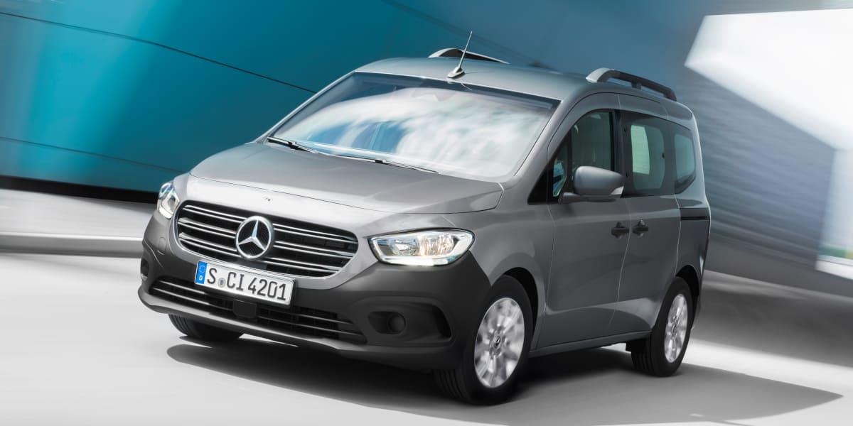 Mercedes-Benz Citan: Bestellstart für den Small Van