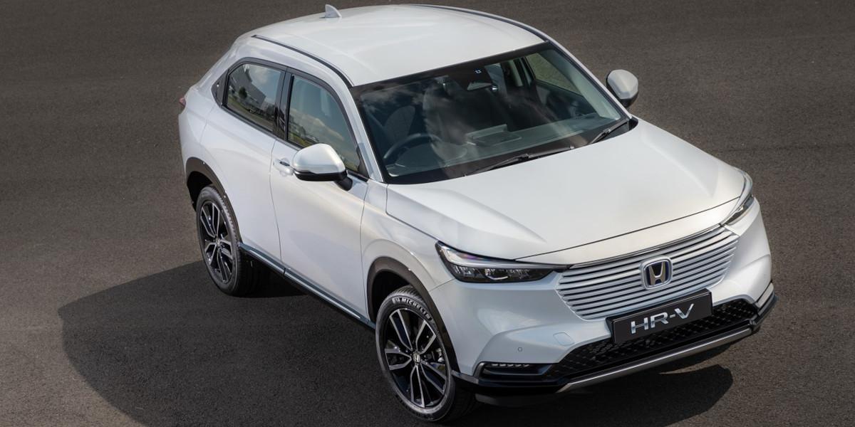 Honda HR-V: Das hybride SUV-Coupe steht bereit