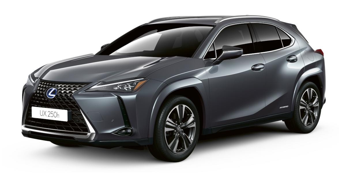 Lexus UX: Neue Farbtöne für innen und außen