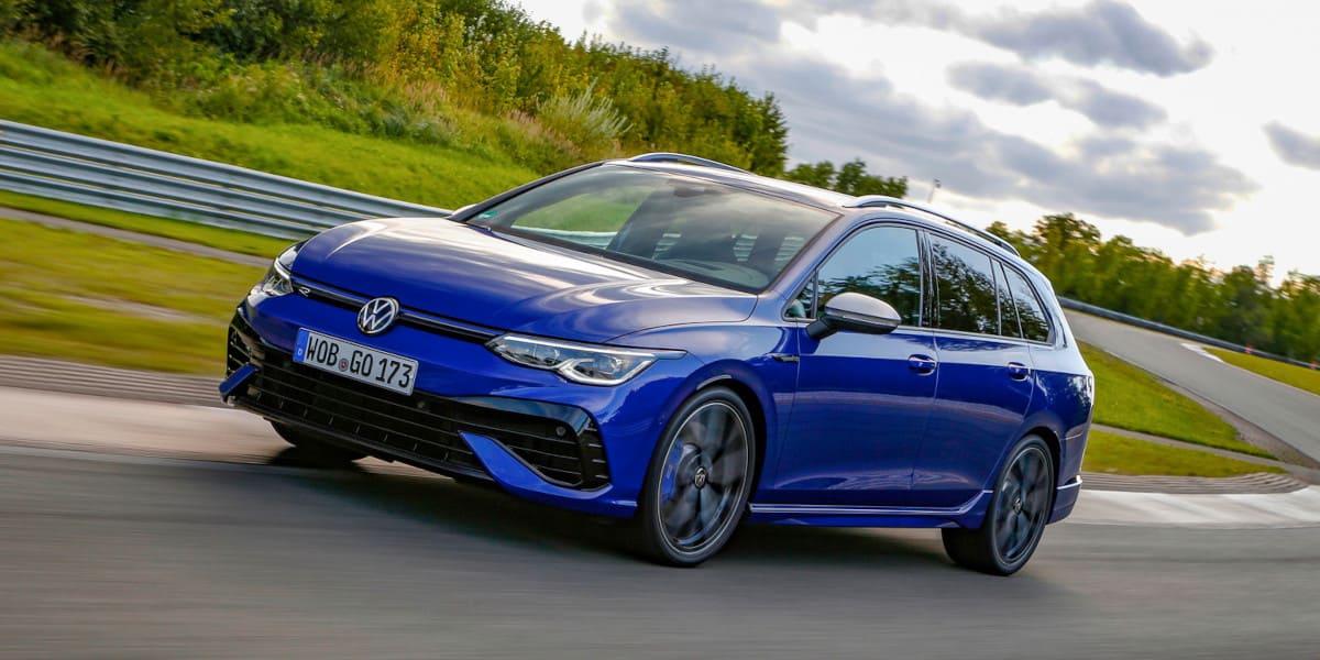 VW Golf R Variant: Alltagstauglicher Kombi mit ordentlich Power