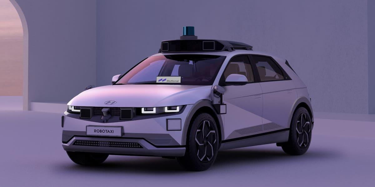 Hyundai Ioniq 5 Robotaxi: Elektrifizierung trifft auf Autonomisierung