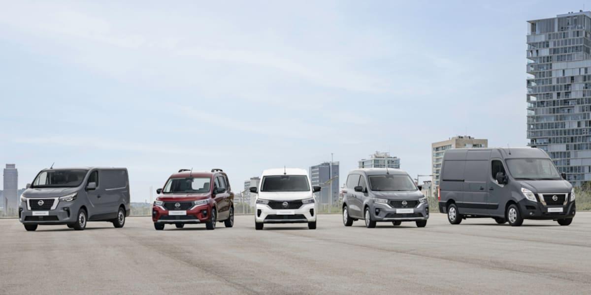 Nissan Nutzfahrzeuge: Neue alte Namen für das All-Star-Team