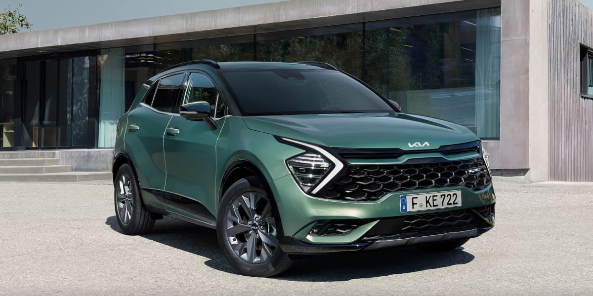 Neuer KIA Sportage: SUV speziell für Europa