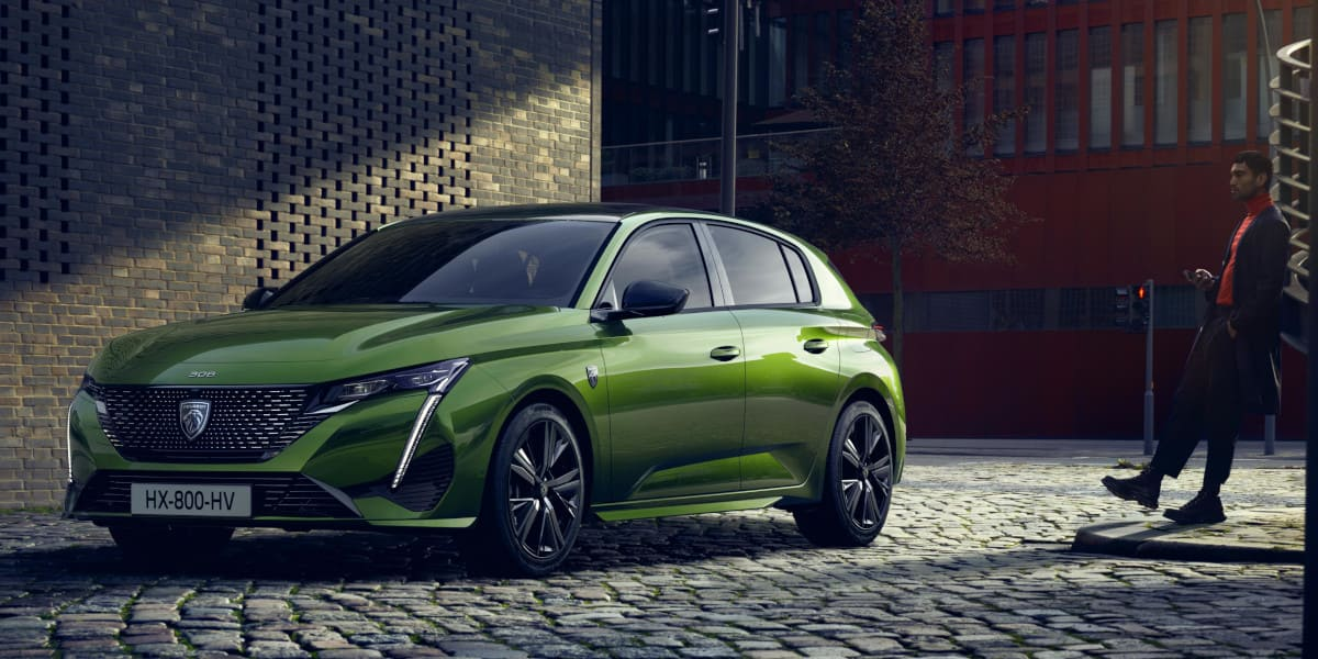 Peugeot 308: The new Look of Löwe
