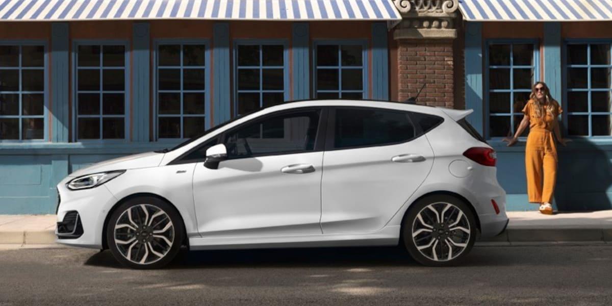 Ford Fiesta: Mehr Ausstattung nach Facelift