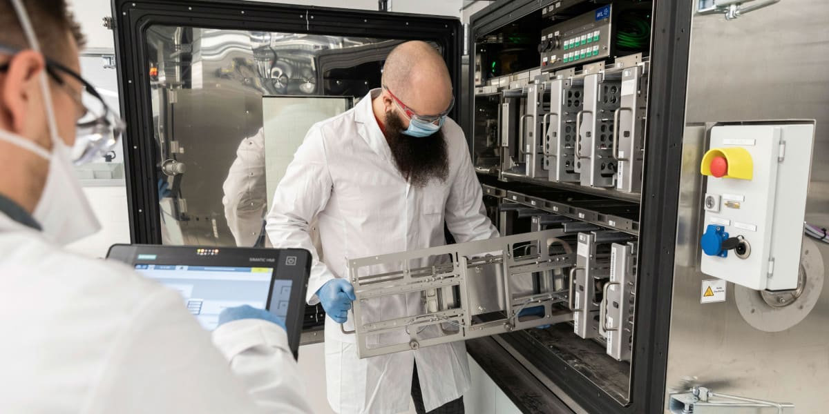 VW investiert in die Produktion eigener Batteriezellen