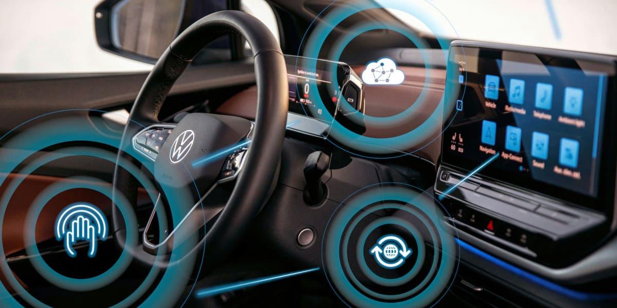 Volkswagen ID.-Modelle ab sofort mit Over-the-Air Updates