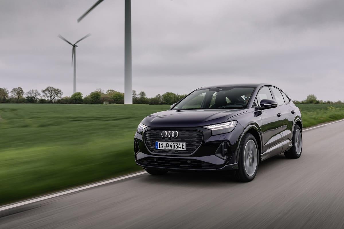 Audi Q4 e-tron Sportback im Test: Wie elegant und dynamisch ist das neue E-SUV-Coupé?