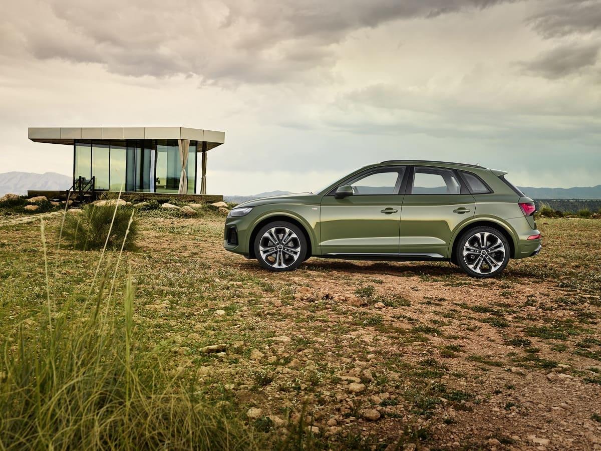 Audi Q5 Alternativen im Test: Der BMW X3, der Volvo XC60 und der VW Tiguan im Vergleichstest.