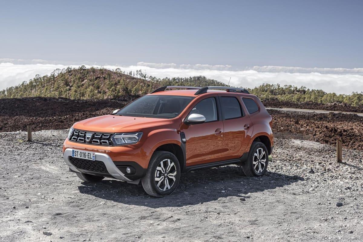 Dacia Duster: Kompakt-SUV umfassend aktualisiert