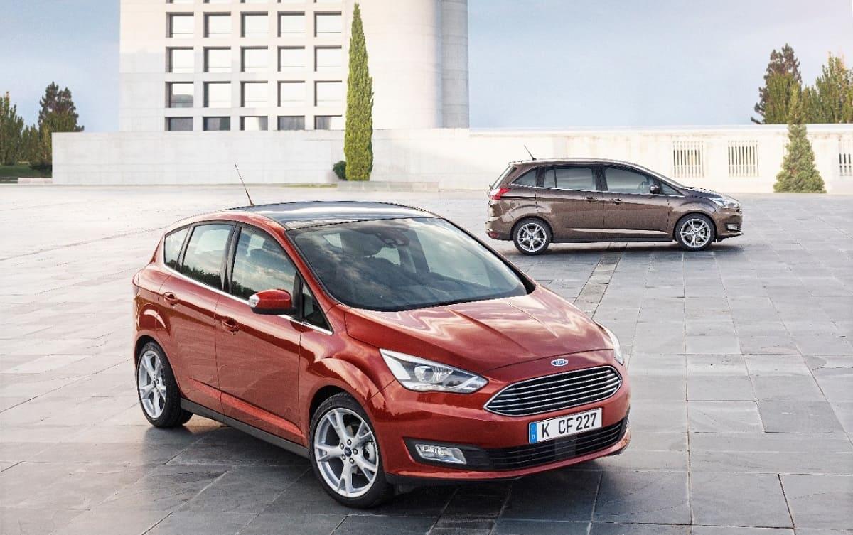 Ford C-Max Alternativen-Test: VW Touran und BMW 2er Active Tourer