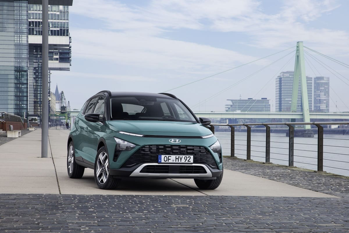 Hyundai Bayon im Test (2021): Wie fügt sich Hyundai's kleinstes SUV ins Bild?