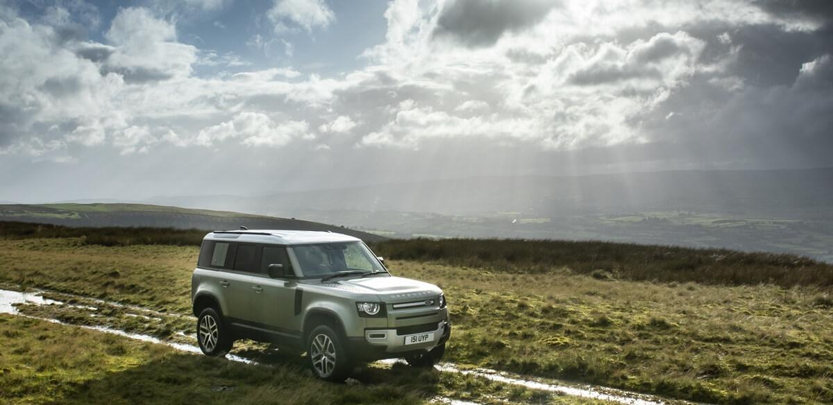 Land Rover Defender PHEV Test (2021): die neue Gelände-Legende als Plug-in-Hybrid