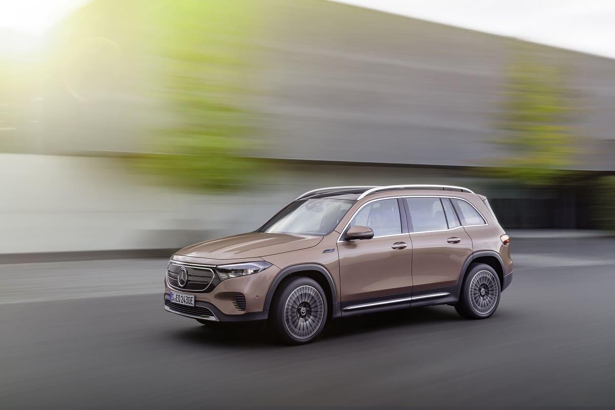 Mercedes EQB: Das Familien-SUV wird elektrisch