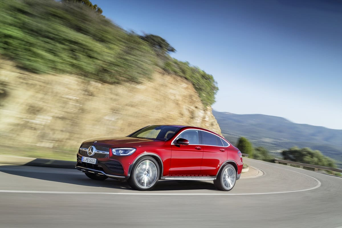 Mercedes GLC Coupé PHEV 2021 im Test: Das sportliche SUV-Coupé als doppeltes PHEV