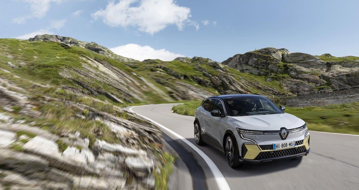 Renault Megane E-Tech Electric: Renaults neueste Elektro-Generation