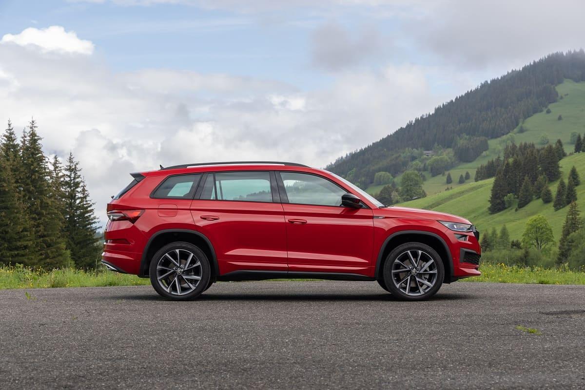 Skoda Kodiaq Sportline im Test (2021): auch das Sport-SUV profitiert vom jüngsten Facelift