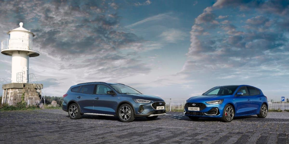 Ford Focus: Mehr Variation nach Facelift