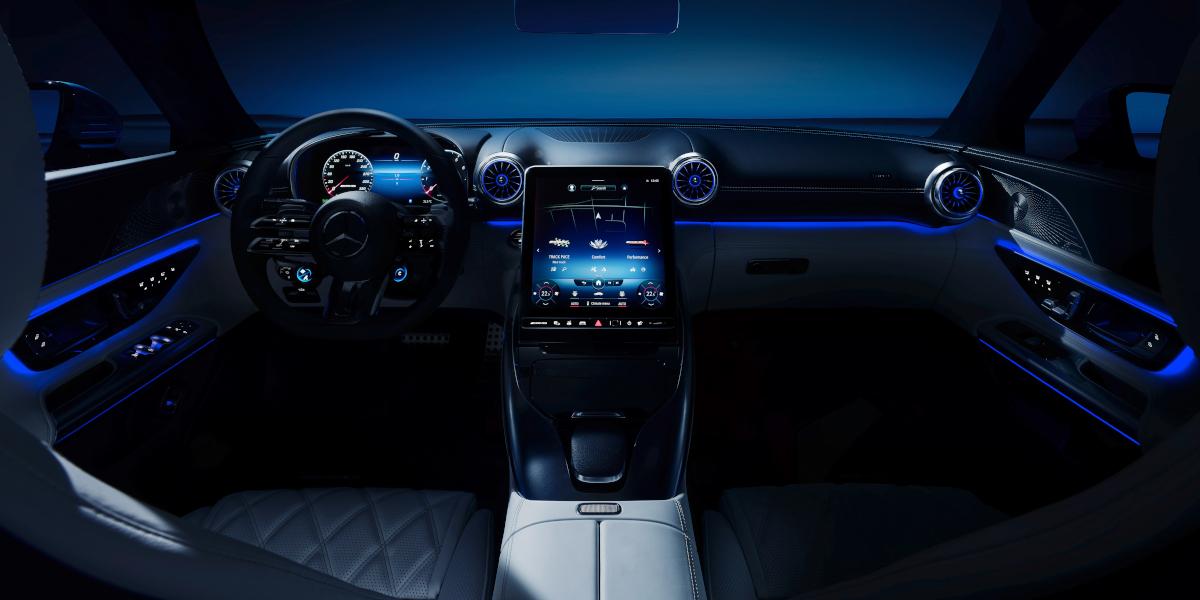 Neuer Mercedes-AMG SL: Mit Allrad zur Premiere