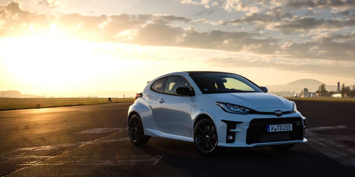 Toyota GR Yaris: Beste Design-Neuheit des Jahres