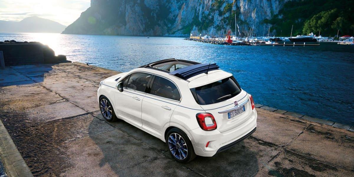 Fiat 500X: Open-Air-Vergnügen für alle Versionen