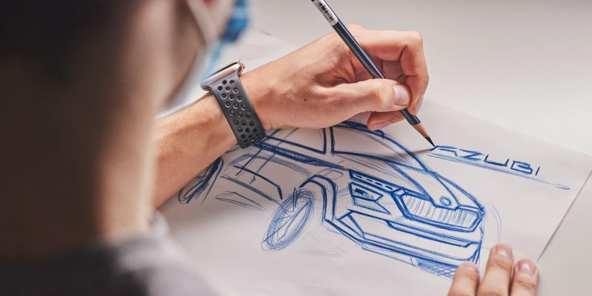 Skoda Azubi Car: Berrufsschüler designen den Kamiq um