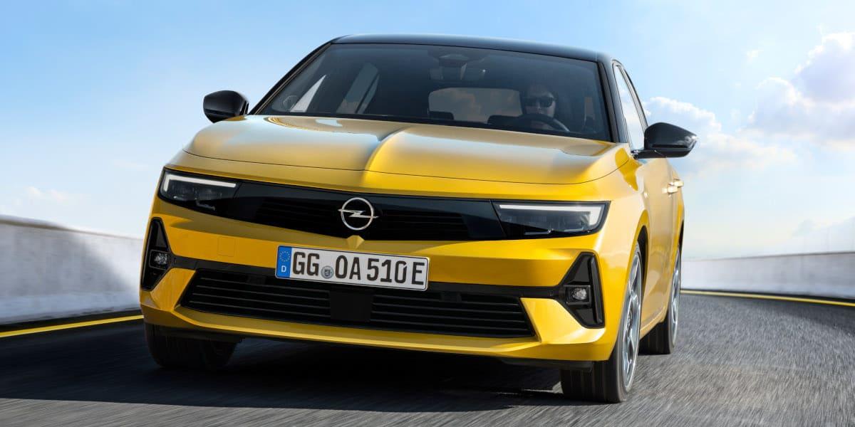 Der neue Astra: Bestellstart für den Opel-Bestseller