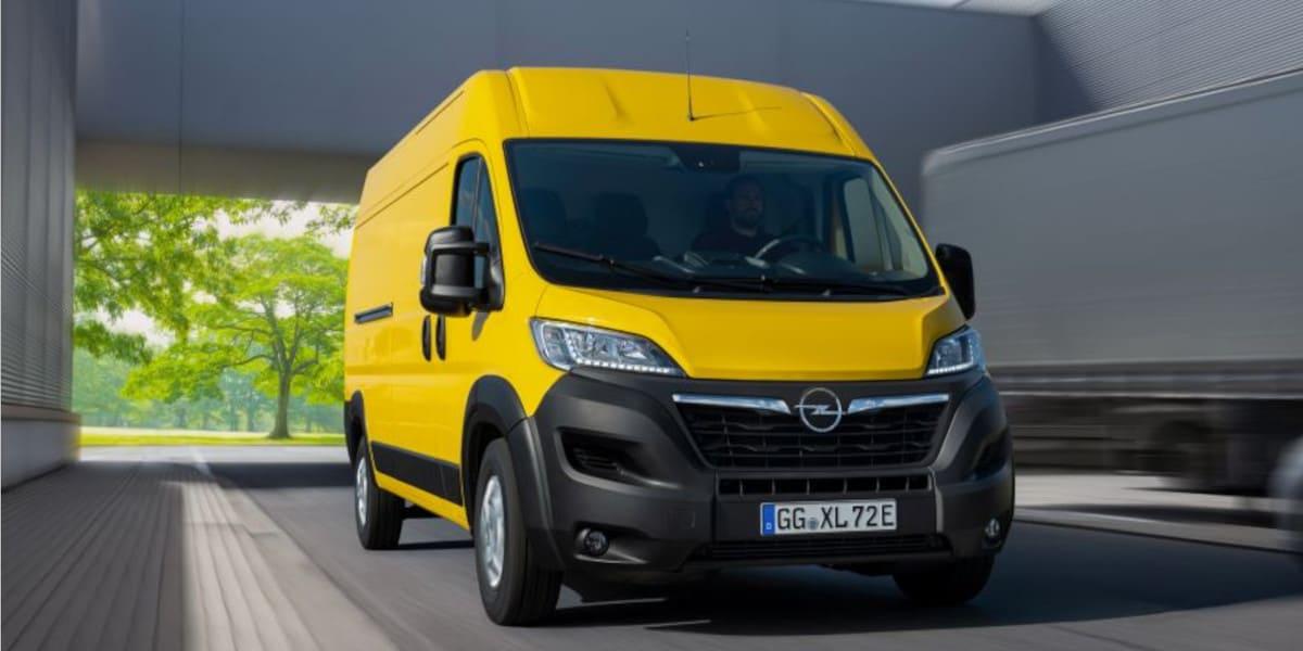 Vielseitiger Opel Movano: Als Transporter und Camper einsetzbar