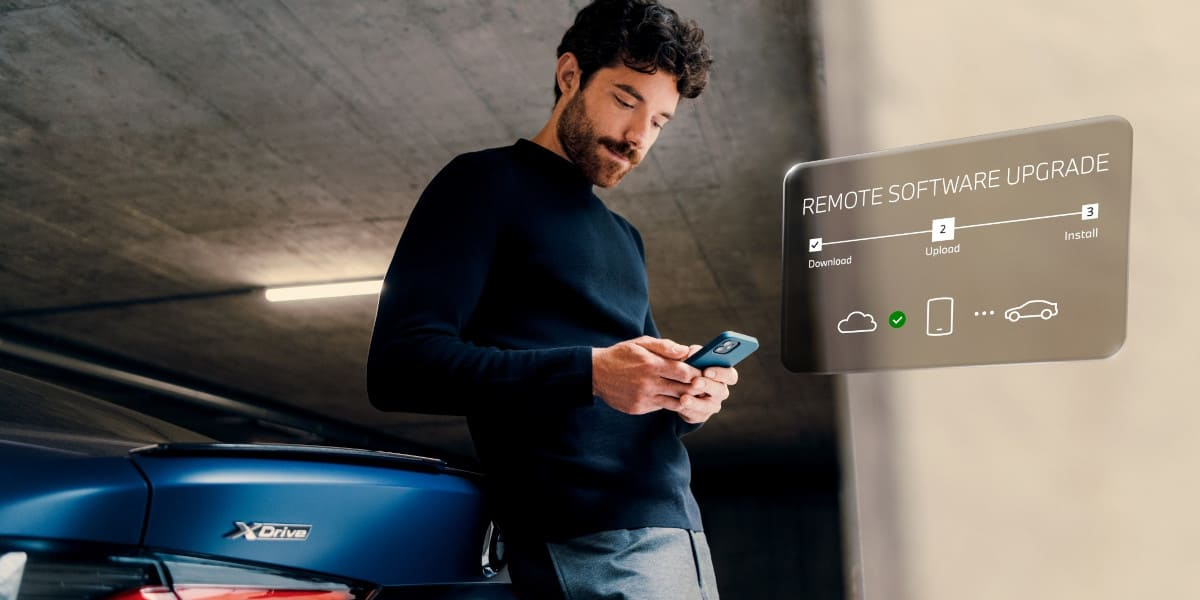 BMW: Software Upgrade für mehr als 2 Millionen Autos