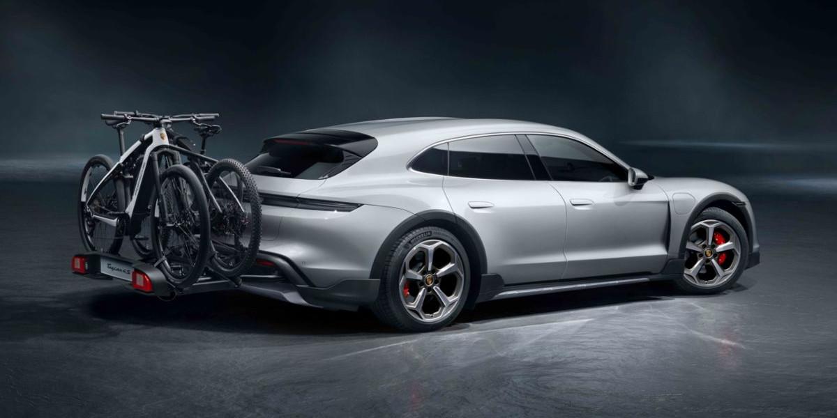 Porsche Taycan: Tragende Funktion für den Cross Turismo