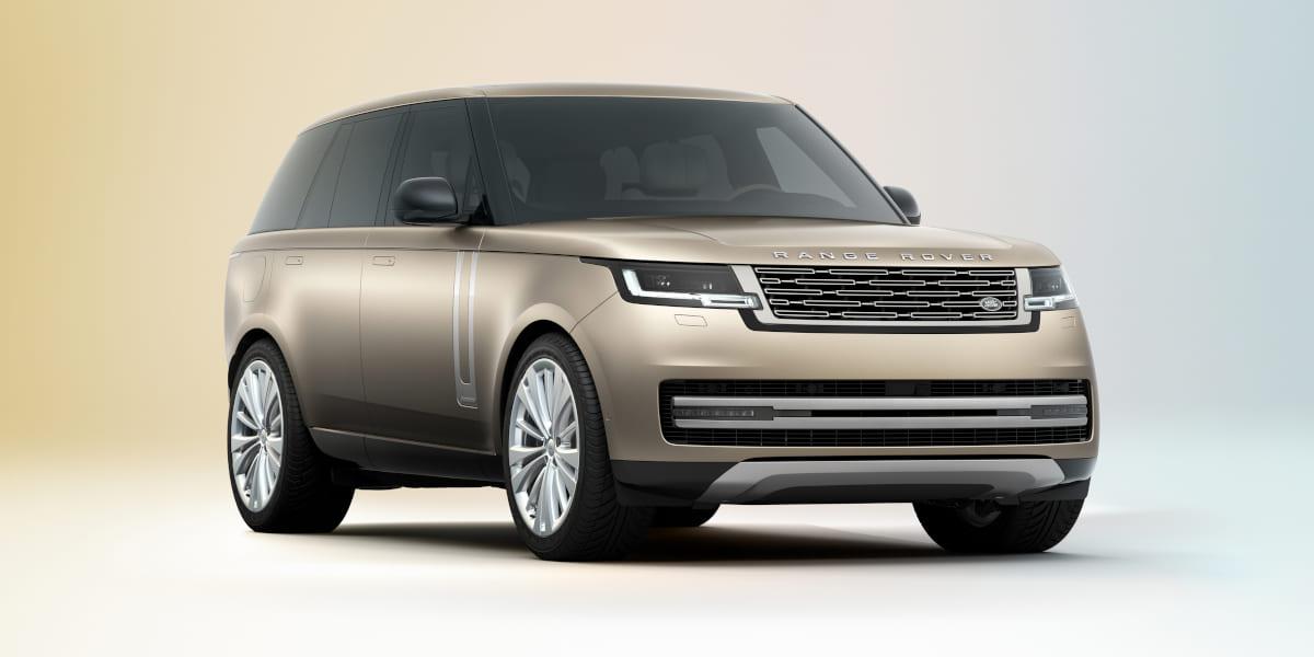 Neuer Range Rover vorgestellt: Die hohe Kunst des Luxus