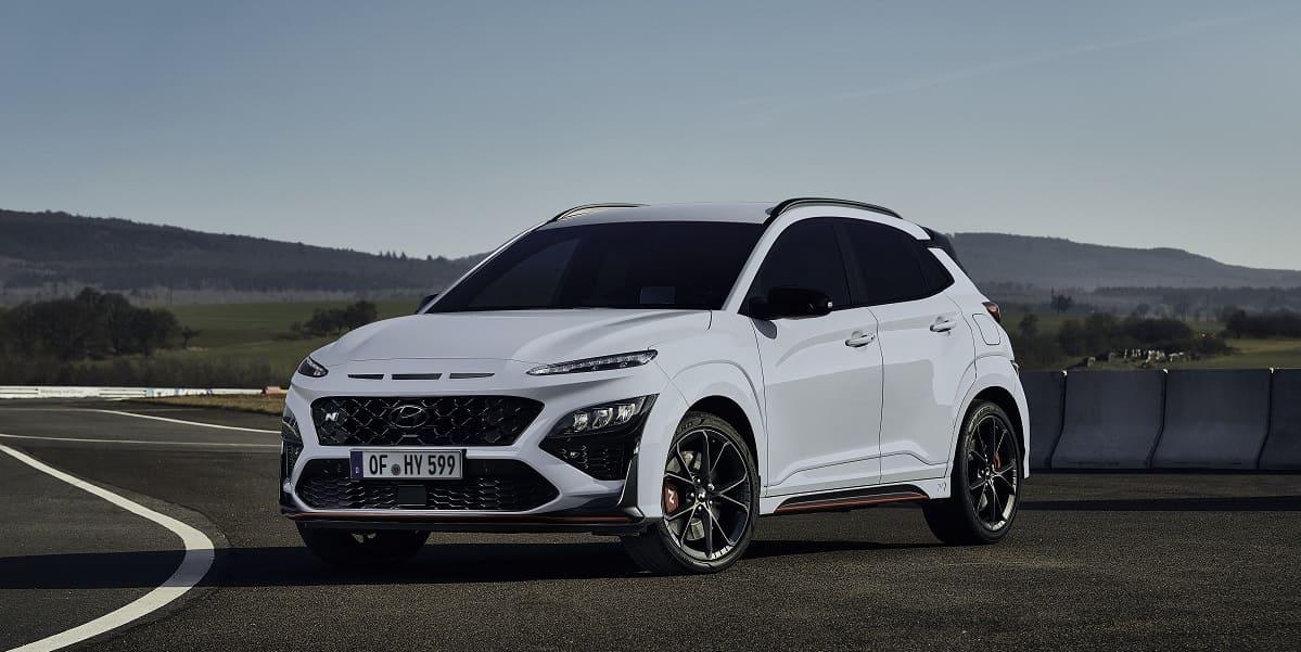 Hyundai Kona N 2021 im Test: das Lifestyle-SUV mit dem Nürburgring-Feinschliff
