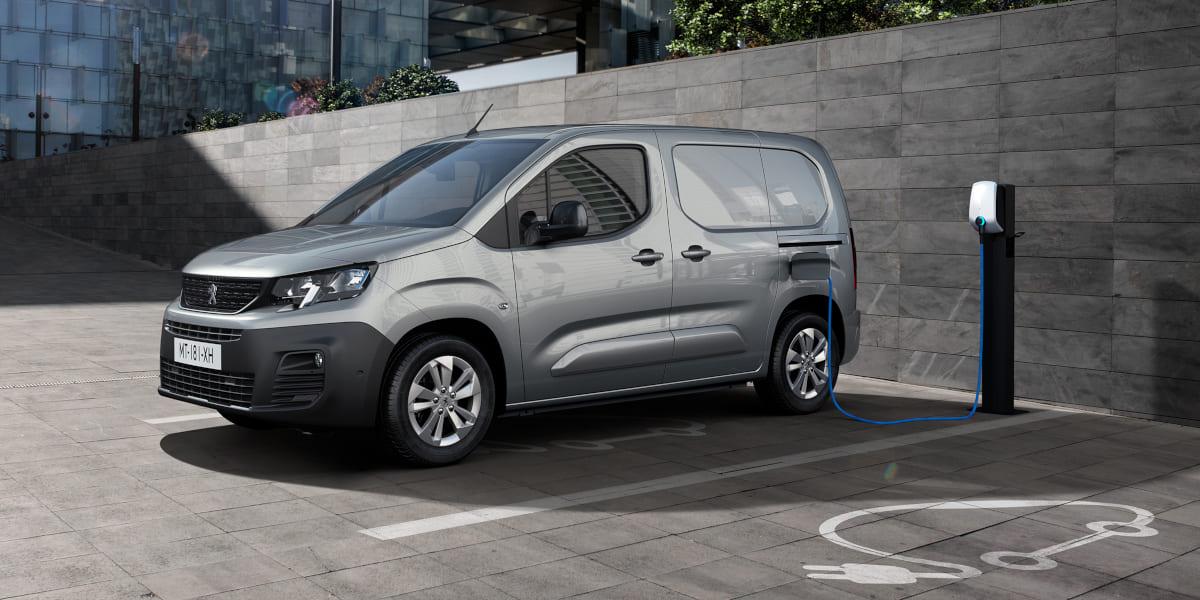 Peugeot e-Partner: Bestellstart für den umweltbewussten Transporter